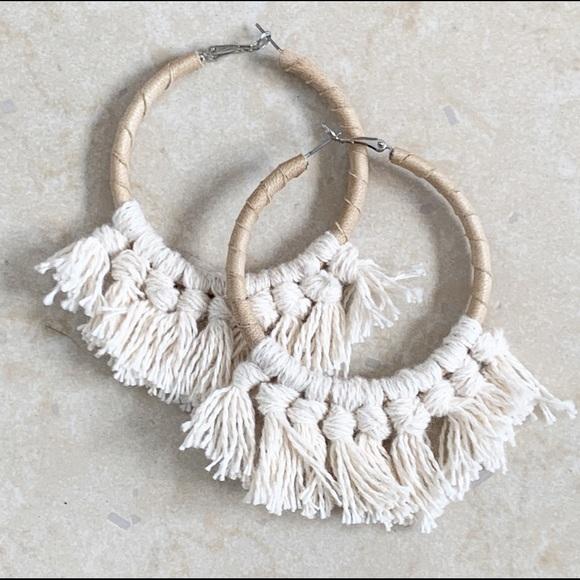 Handmade Jewelry - Chunky Boho Earings